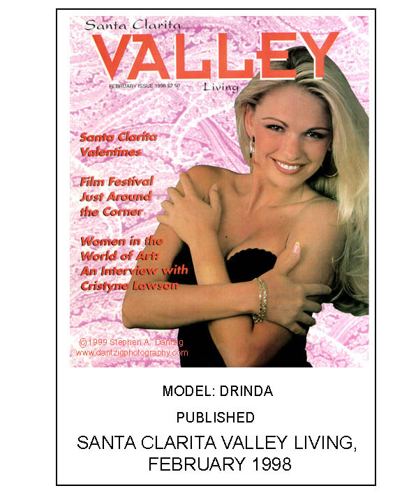 Award Drinda SCVL Cover