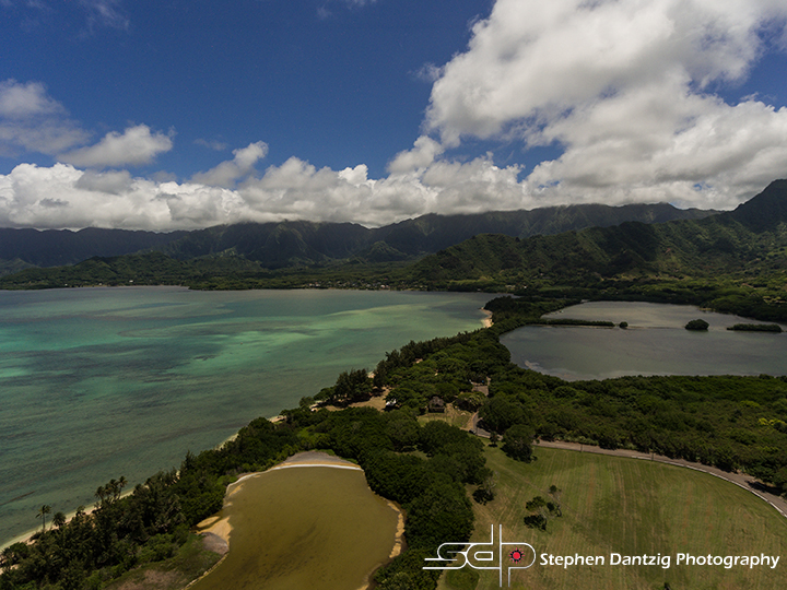 Kualoa lake, pond and ocean 10 72