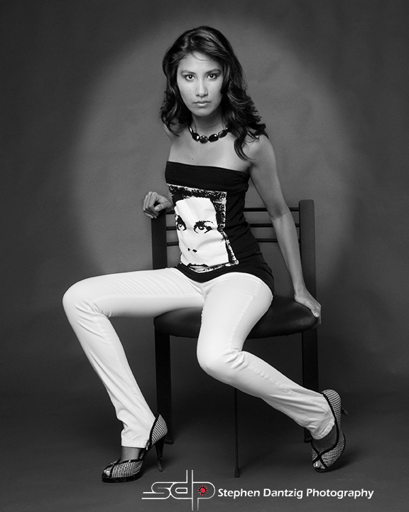 Vina white pants chair bw fl 10 background vignette