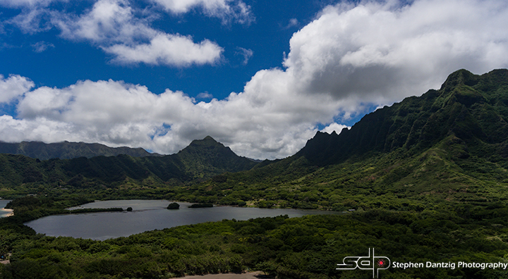 Lake at Kualoa Park 10 72